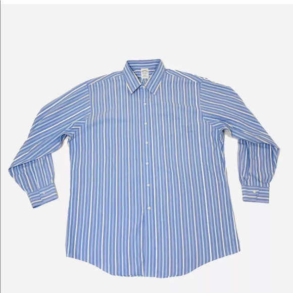 Brooks Brothers Other - Brooks Brothers Men's Slim Fit 17 1/2 34 Shirt